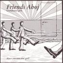 "FRIENDS AHOJ / GRANDSTAND GIRL [7""]"