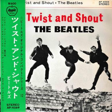 "THE BEATLES / TWIST AND SHOUT [7""]"