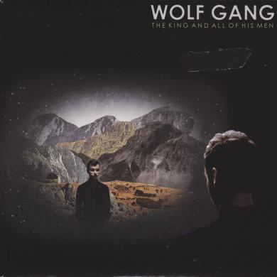 "WOLF GANG / THE KING AND ALL OF HIS MEN [7""]"