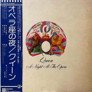 QUEEN / A NIGHT AT THE OPERA [LP]