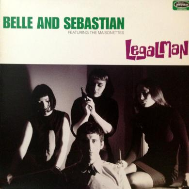 "BELLE AND SEBASTIAN / LEGAL MAN [12""]"