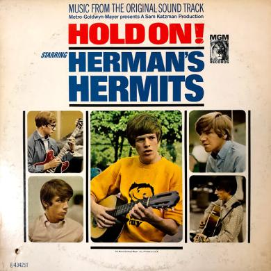 HERMAN'S HERMITS / HOLD ON [LP]