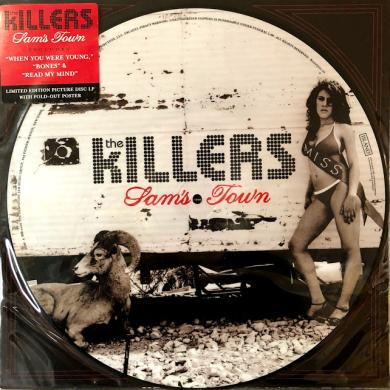 KILLERS / SAM'S TOWN [LP]