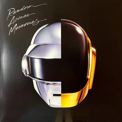 DAFT PUNK / RANDOM ACCESS MEMORIES [2LP]