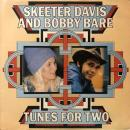 SKEETER DAVIS AND BOBBY BARE / TUNES FOR TWO [LP]