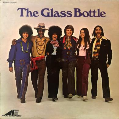 GLASS BOTTLE / THE GLASS BOTTLE [LP]