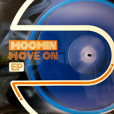 "MOOMIN / MOVE ON [12""]"