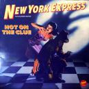 NEW YORK EXPRESS / HOT ON THE CLUE [LP]