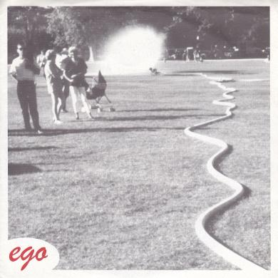 "EGO / THE QUESTION MARK EP [7""]"