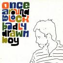 "BADLY DRAWN BOY / ONCE AROUND THE BLOCK [7""]"