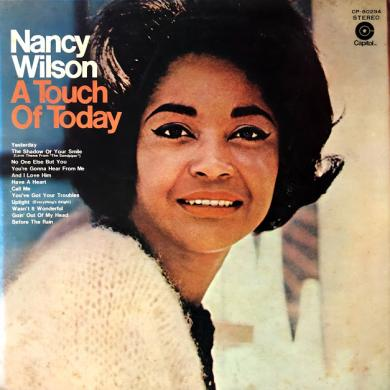 NANCY WILSON / A TOUCH OF TODAY [LP]