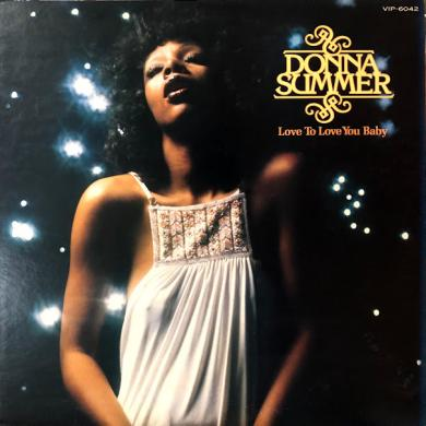 DONNA SUMMER / LOVE TO LOVE YOU BABY [LP]