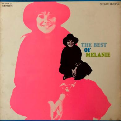 MELANIE / THE BEST OF [LP]