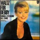 MONICA ZETTERLUND BILL EVANS / WALTZ FOR DEBBY [LP]