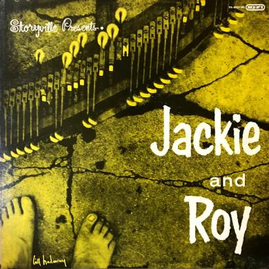JACKIE AND ROY / JACKIE AND ROY [LP]