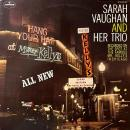 SARAH VAUGHAN / AT MISTER KELLY'S [LP]