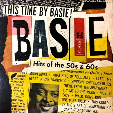 COUNT BASIE / THIS TIME BY BASIE! [LP]