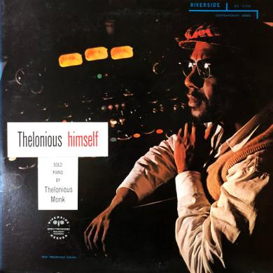 THELONIOUS MONK / THELONIOUS HIMSELF [LP]