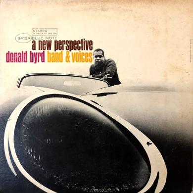 DONALD BYRD / A NEW PERSPECTIVE [LP]