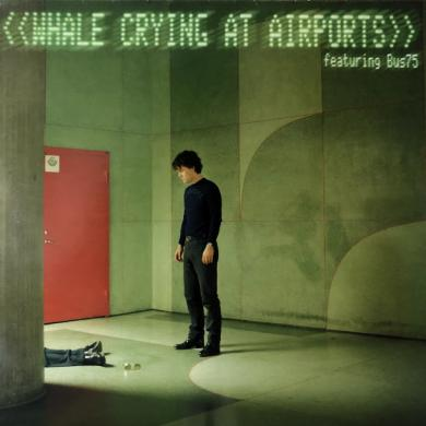 "WHALE / CRYING AT AIRPORTS [12""]"