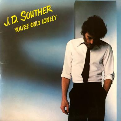 J.D. SOUTHER / YOU'RE ONLY LONELY [LP]