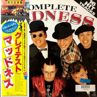 MADNESS / COMPLETE [LP]