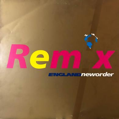 "NEW ORDER / WORLD IN MOTION (REMIX) [12""]"