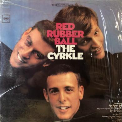 THE CYRKLE / RED RUBBER BALL [LP]