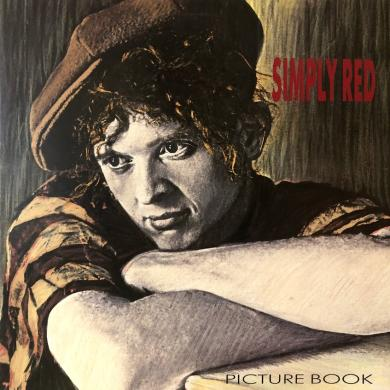 SIMPLY RED / PICTURE BOOK [LP]