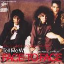"FACE TO FACE / TELL ME WHY [7""]"