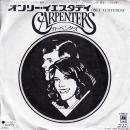 "CARPENTERS / ONLY YESTERDAY [7""]"
