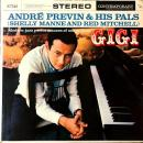 ANDRE PREVIN & HIS PALS / MODERN JAZZ PERFORMANCE OF SONGS FROM GIGI [LP]