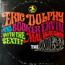 ERIC DOLPHY AND BOOKER ERVIN WITH THE MAL WALDRON SEXTET / THE QUEST [LP]