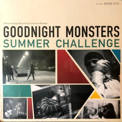 GOODNIGHT MONSTERS / SUMMER CHALLENGE [LP]