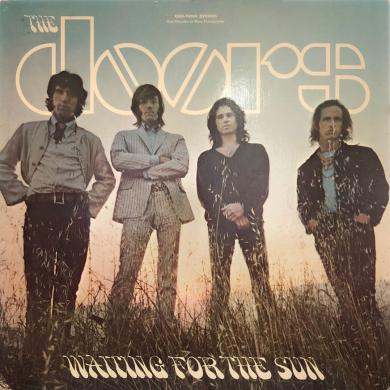 THE DOORS / WAITING FOR THE SUN [LP]