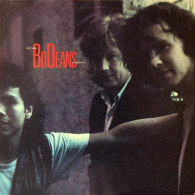 BODEANS / OUTSIDE LOOKING IN [LP]