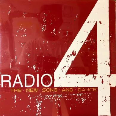 RADIO 4 / THE NEW SONG AND DANCE [LP]