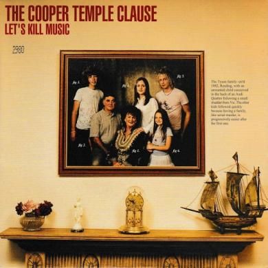 "COOPER TEMPLE CLAUSE / LET'S KILL MUSIC [7""]"