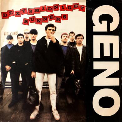 "DEXY'S MIDNIGHT RUNNERS / GENO [7""]"