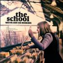 THE SCHOOL / WASTING AWAY AND WONDERING [LP]