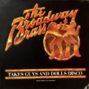 BROADWAY BRASS / TAKES GUYS AND DOLLS DISCO [LP]