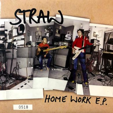 "STRAW / HOME WORK E.P. [2×7""]"