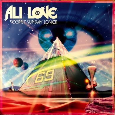 "ALI LOVE / SECRET SUNDAY LOVER [12""]"