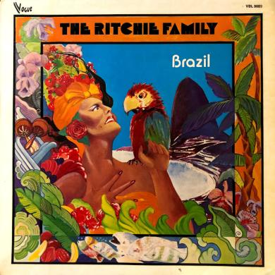 RITCHIE FAMILY / BRAZIL [LP]