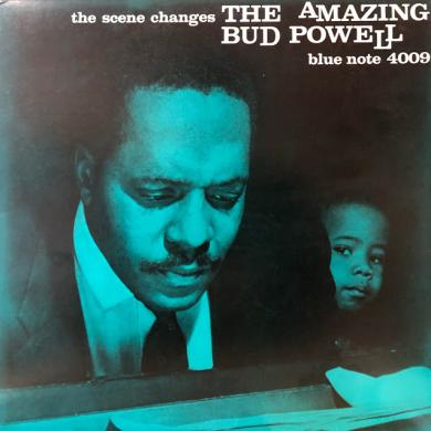 BUD POWELL / THE SCENE CHANGES :  THE AMAZING BUD POWELL VPL.5 [LP]