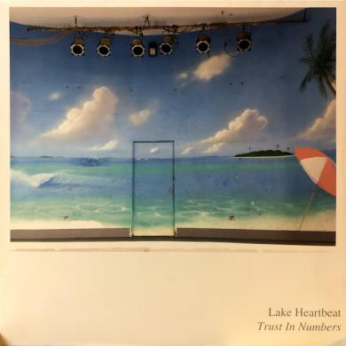 LAKE HEARTBEAT / TRUST IN NUMBERS [LP]