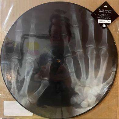 "FORD & LOPATIN / EMERGENCY ROOM [12""]"