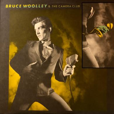 BRUCE WOOLLEY & THE CAMERA CLUB / BRUCE WOOLLEY & THE CAMERA CLUB [LP]