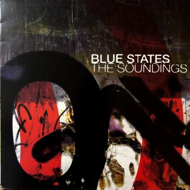 BLUE STATES / THE SOUNDINGS [LP]