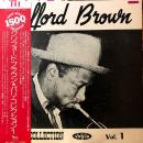 CLIFFORD BROWN / PARIS COLLECTION Vol.1 [LP]